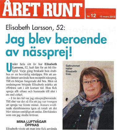Reportage Östgötatidningen